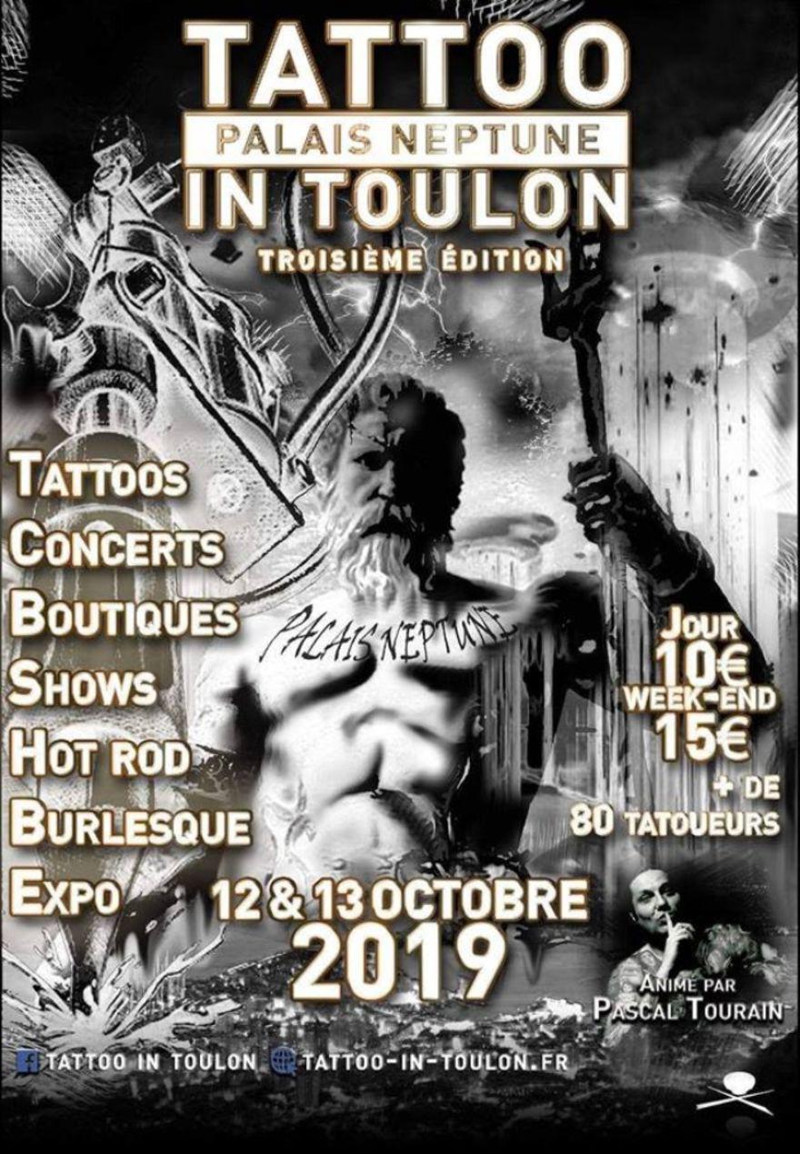 4ème Salon Tattoo In Toulon