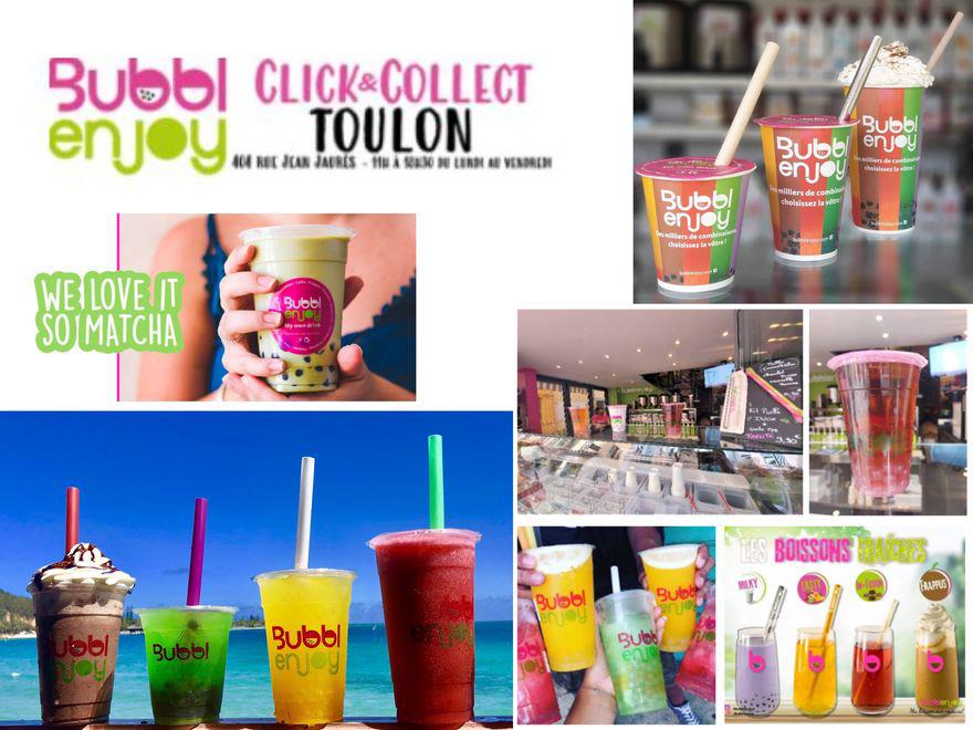 Bubblenjoy en Click & Collect!