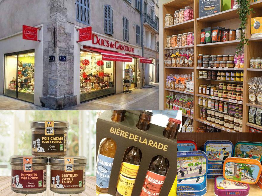 Ducs de Gascogne : la boutique est ouverte et fonctionne en click & collect.