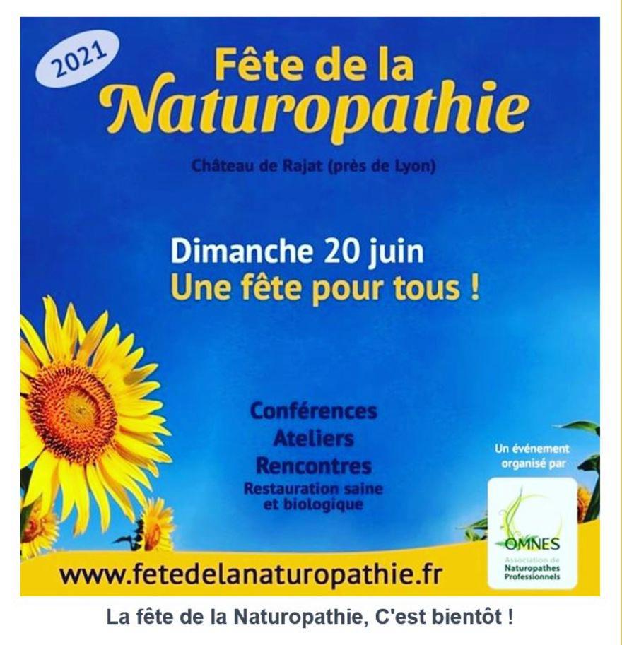Fête de la Naturopathie 2021!