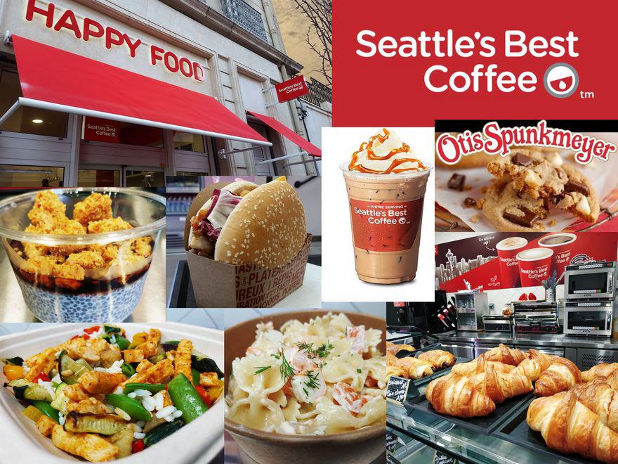 Happy Food Café