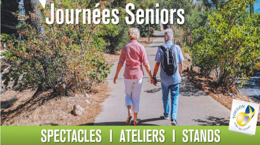Journées Seniors de Toulon (Semaine Bleue)