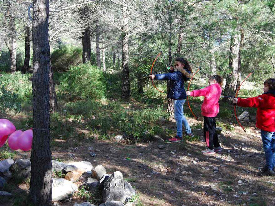 Les petits aventuriers de la forêt - Sortie guidée enfants