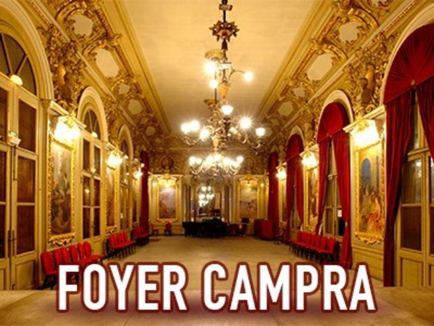 Les vendredis à Campra (Opéra de Toulon)