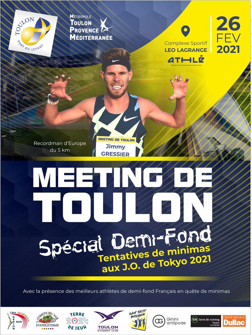 Meeting de Toulon