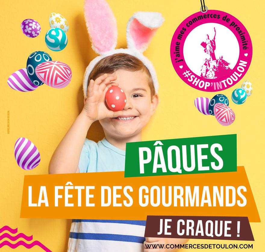 Pâques à Toulon ❤️