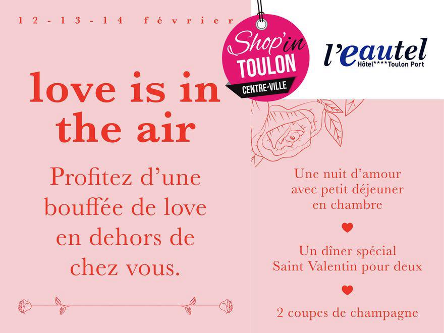Vent de Love sur L'Eautel!