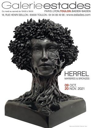Expostion HERREL à la Galerie Estades