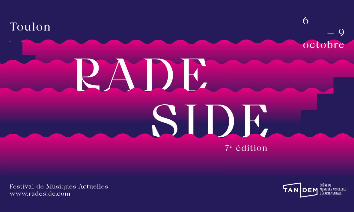 7ème édition - Festival Rade Side 2021