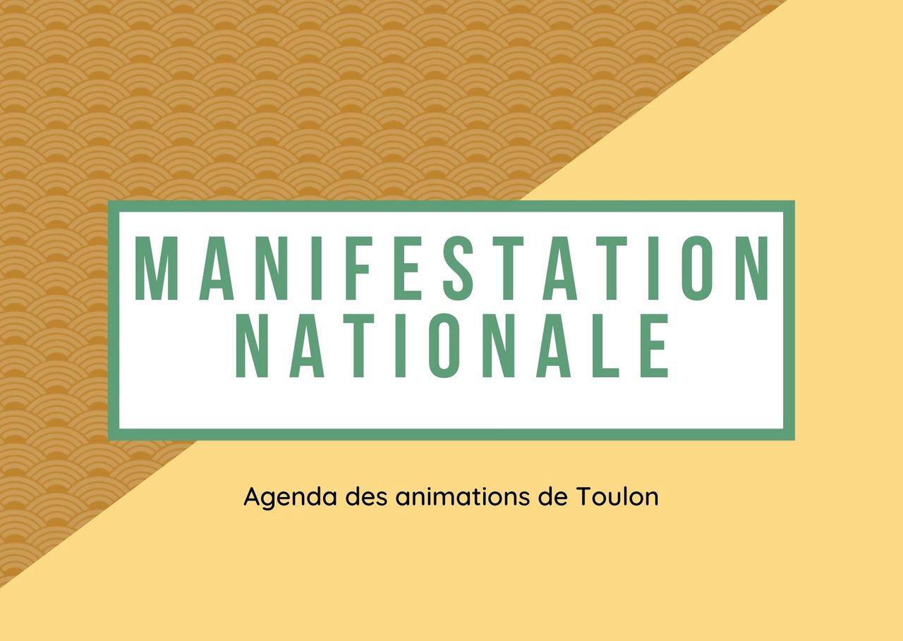 Célébration Fête Nationale du 14 juillet à Toulon