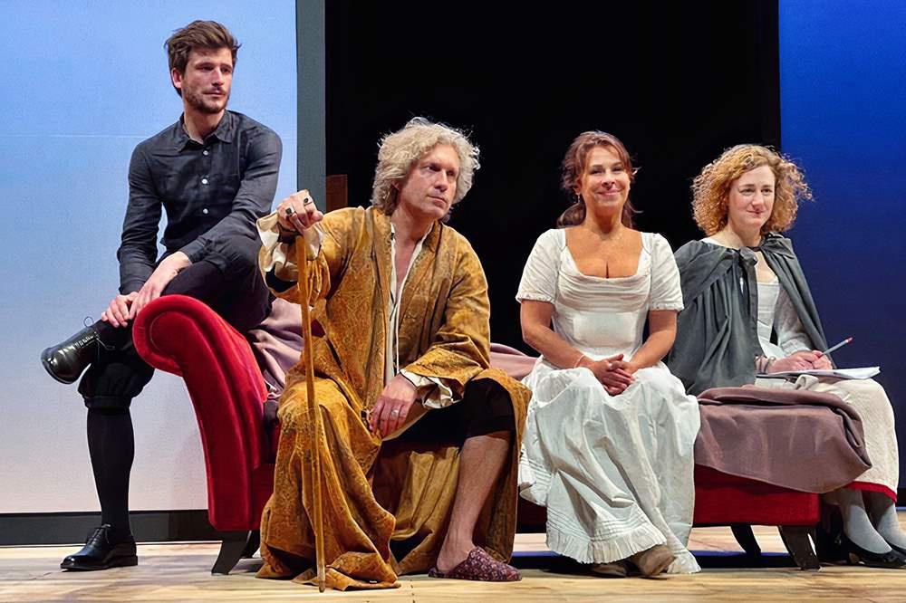 [Théâtre] Feuilleton Goldoni — Les Amours de Zelinda