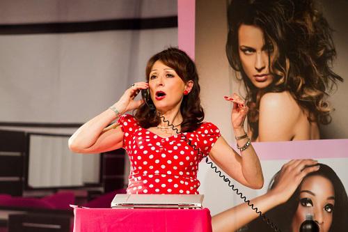"""""""Gigi vous décape la tignasse"""" au Café Théâtre Porte d'Italie à Toulon !"""