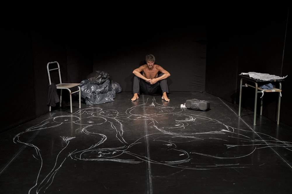 [Inclassable]  Giovanni!... en attendant la bombe au Théâtre Châteauvallon