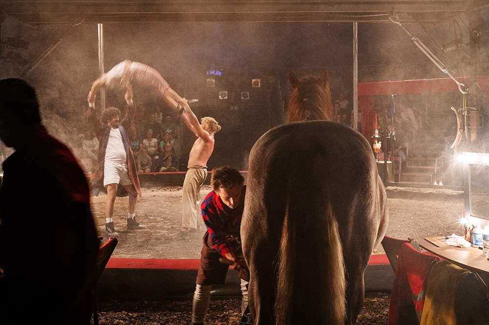 [Cirque] Saison de Cirque à Châteauvallon